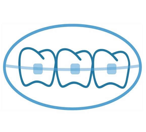 Khouri Orthodontics Mobile Logo