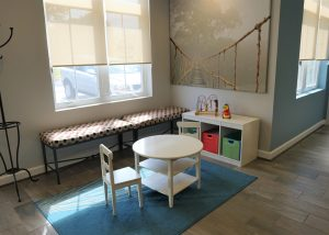 Child's Play Area - Khouri Orthodontics