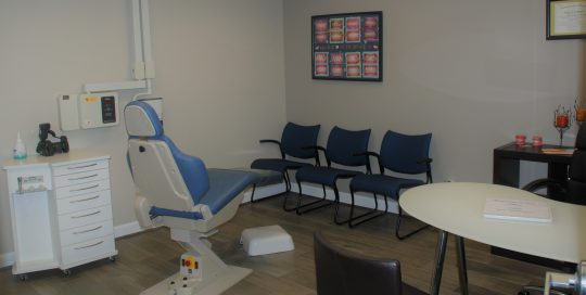New Patient Room - Khouri Orthodontics