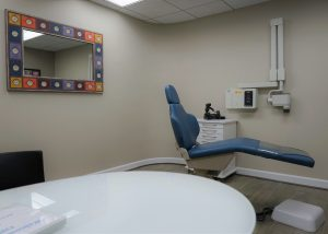 Patient Room - Khouri Orthodontics