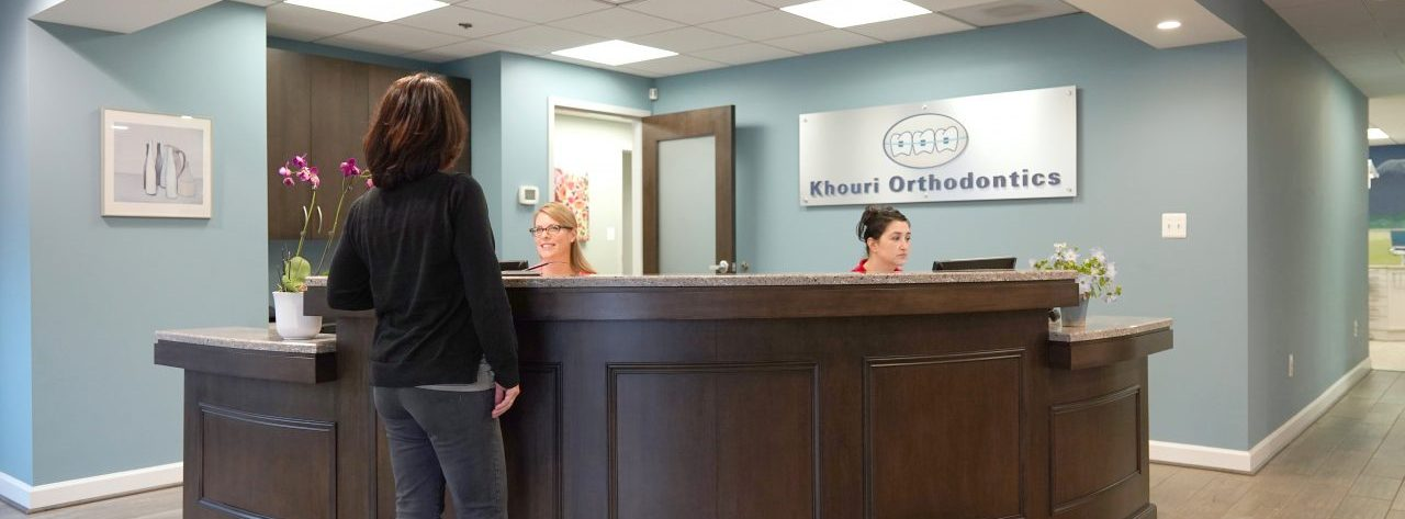 Front Desk - Khouri Orthodontics